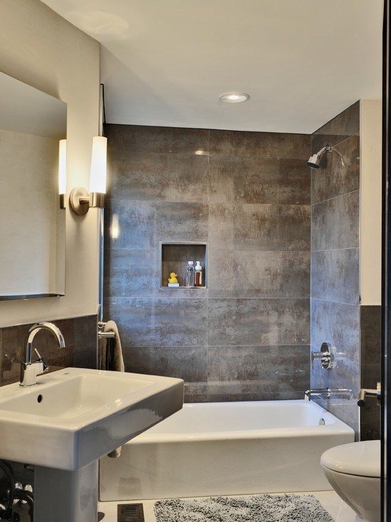 Exemple salle de bain design 273