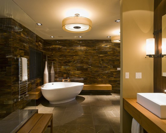 Exemple salle de bain design 704  